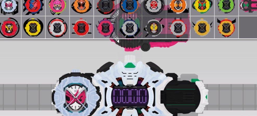 假面骑士铠武腰带模拟器下载