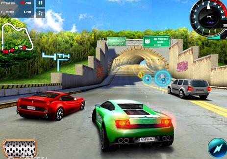 都市赛车5中文版下载