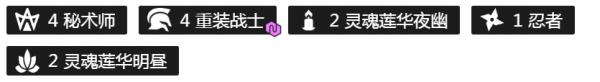 云顶之弈10.20阵容搭配推荐